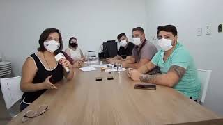 Câmara de Queimados exige a recisão do contrato da empresa Siga Sempre