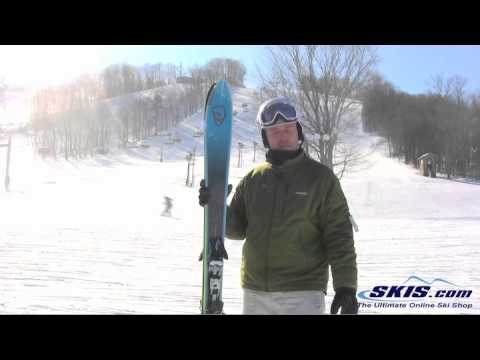 2013 Salomon BBR 89 Skis Review By