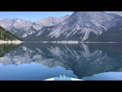 Lake Minnewanka By Boat (Banff National Park)