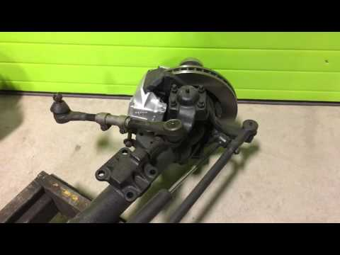 GM Chevy Dana 60 Front End 4.10 Ratio & '05 2500HD 14 Bolt Full Floater Rear End POSI 4.10