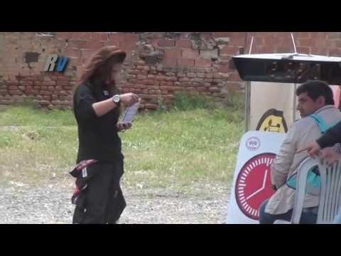2014 Eskişehir Rallisi / Hakkı Ağaoğlu - Nehir Yılmaz / Mitsubishi Lancer Evo 9
