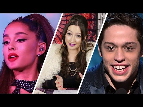 An Astrologer Reads Ariana Grande's & Pete Davidson's Star Charts
