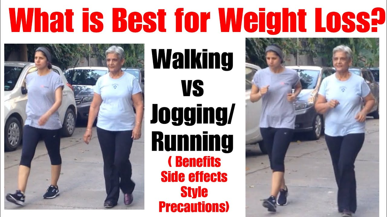 how good is jogging for weight loss