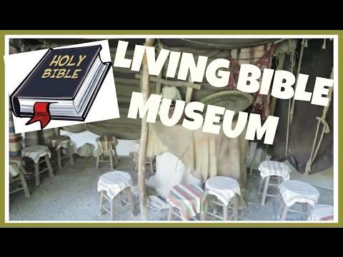 Living BIBLE Museum  | January 2016
