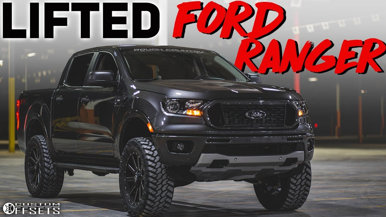 The NEW Ford Ranger, LIFTED?! - YouTube