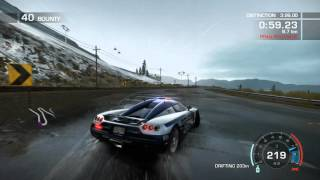 Need For Speed: Hot Pursuit (PC) - SCPD - Swedish Swoop [Preview]