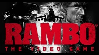 Rambo gameplay 2014 Rambo the video game trailer Rambo game review