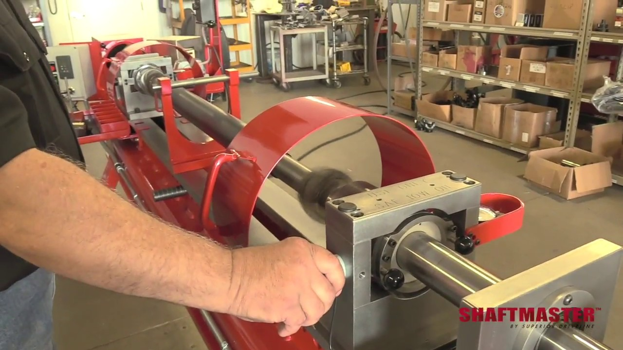 Superior Driveline Intro to a Shaftmaster