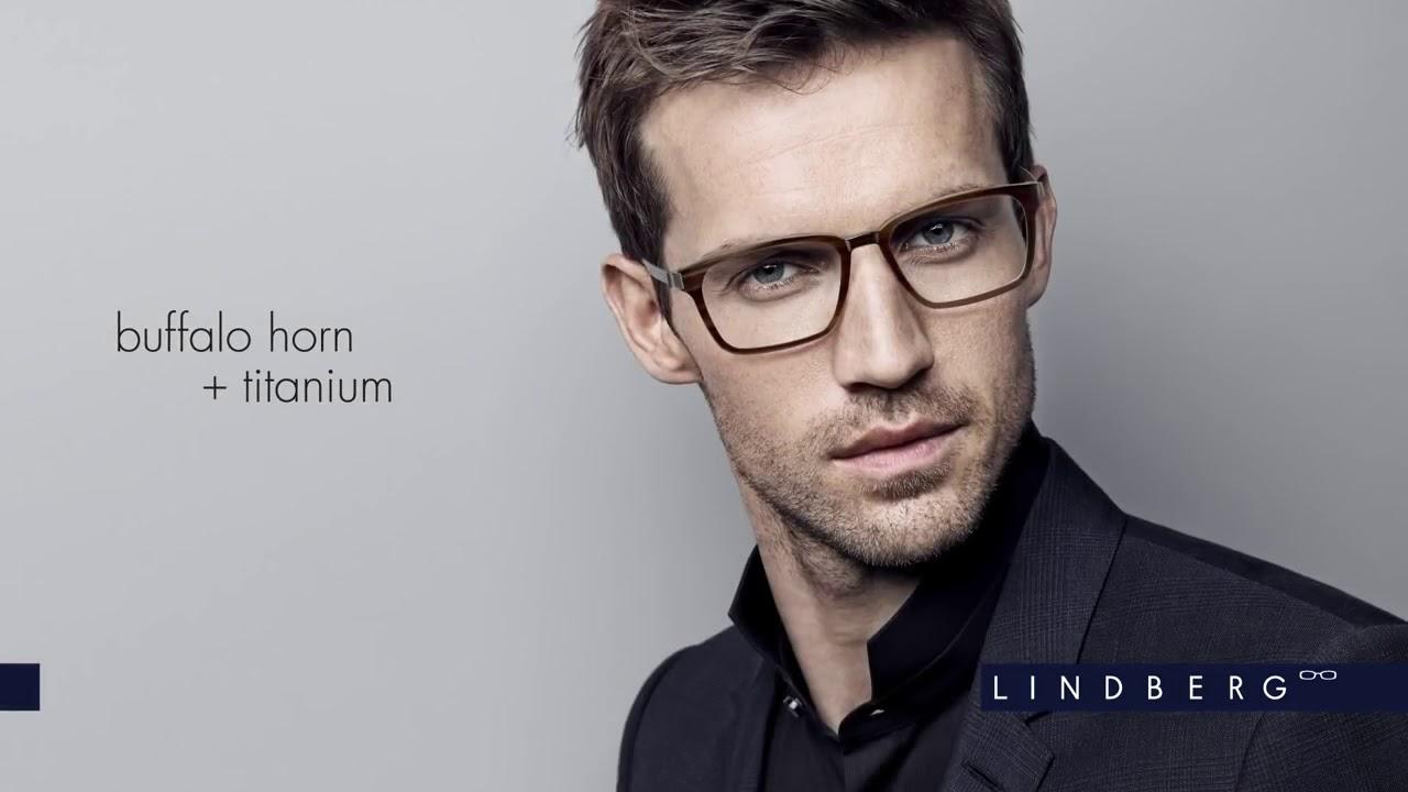 9bd4343e225 Lindberg brillen - YouTube