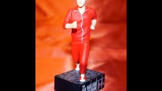 Six Million Dollar Man Hallmark 2015 Christmas Ornament Animated Sound Bionic Man