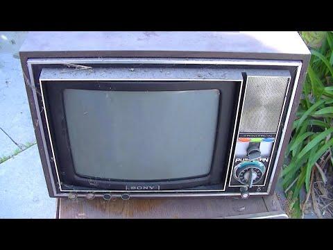 Sony KV1210 Hoffman EZ Vision RCA KCS43 KCS72 Curtis Mathes Combo Vintage Random