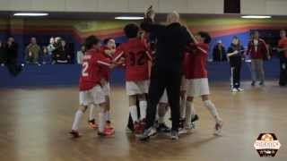 Wolves Futsal Club - North Shore Tournament 2014 - 'Dreaming of Bermuda' - Sidekick Soccer Academy