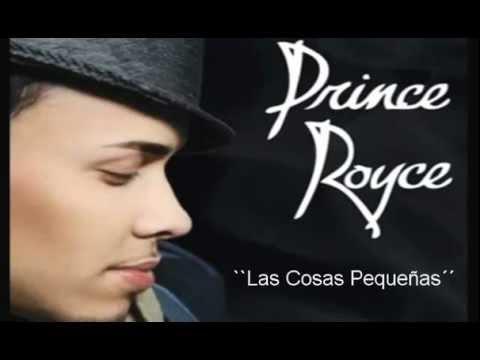 Prince Royce  Las Cosas Pequeñas   HD