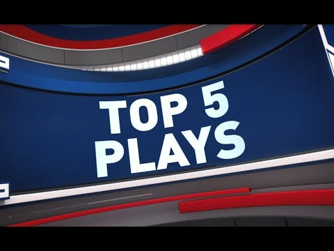 Top 5 Plays of the Night: November 8, 2017