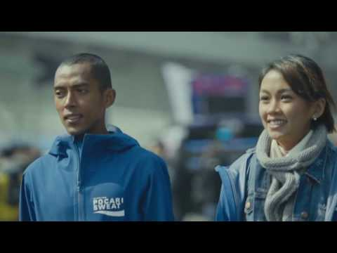 Pocari Born To Sweat 2017 - Seoul Marathon - Sport Documentary