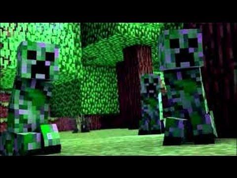 Minecraft - A Minecraft Parody of Coldplays Paradise Music Video