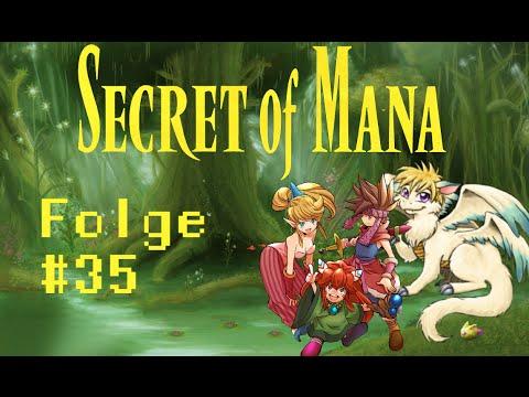 Lets Play - Secret of Mana 100% #35: Zerript!