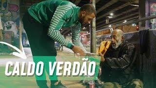 CALDO VERDE SOLIDÁRIO COM VITOR HUGO - GASPA INDICA #4