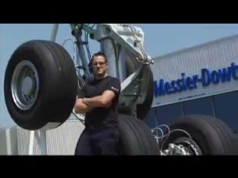 Aérospatiale: le métier de machiniste en une minute