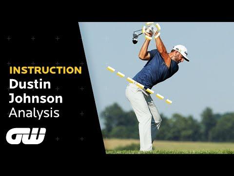 Dustin Johnson Swing Analysis | Saudi International Champion 2019 | Golfing World