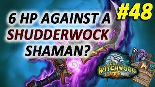 Kingsbane Rogue vs Shudderwock Shaman #48
