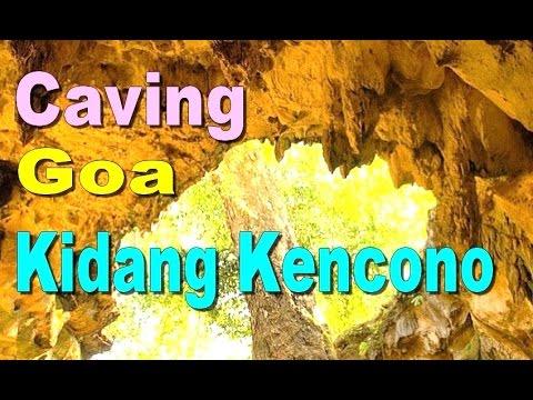 Gua KIDANG KENCONO - Caving Adventure Tourism - Wisata Alam Kulon Progo Yogyakarta [HD]