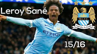 Leroy San  Welcome to Manchester City   Skills Goals and Assist 201516  Bundesliga  HD
