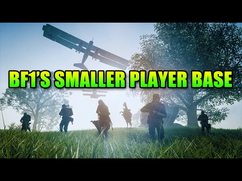 BF1's Smaller Player Base - This Week in Gaming | FPS News