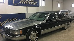1995 Cadillac Fleetwood Brougham for sale by Specialty Motor Cars