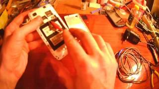 Как включить телефон без батарейки. Или как запустить телефон без АКБ