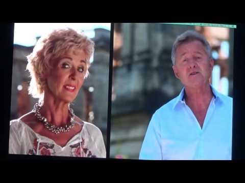 JAN KEIZER &ANNY SCHILDER -DRUMURILE NOASTRE -LIVE 2015 SALA PALATULUI BY GEO