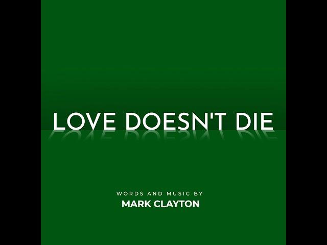Love Doesn't Die