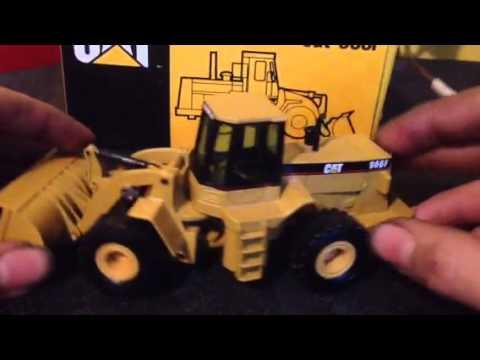 1/50 cat 966F wheel loader