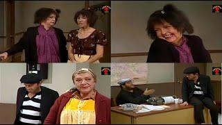 Los Caquitos - Doña Espotaverderona Se Hospeda En El Hotel (1989) (Completo)