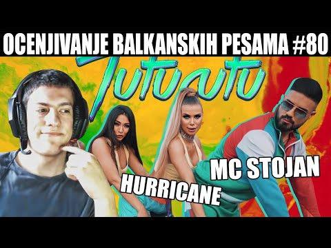 OCENJIVANJE BALKANSKIH PESAMA – MC STOJAN X HURRICANE – TUTURUTU (OFFICIAL VIDEO)