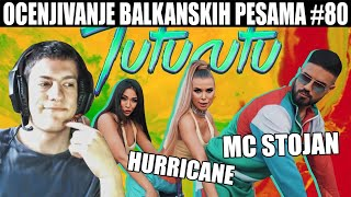 OCENJIVANJE BALKANSKIH PESAMA - MC STOJAN X HURRICANE - TUTURUTU (OFFICIAL VIDEO)