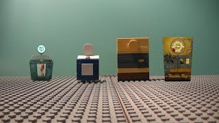 Lego Perk Machine Quick Revive/Double Tap Root Beer/Instruction