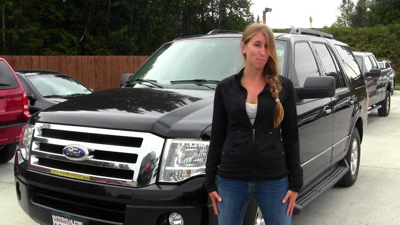 Virtual Walk Around Video of a 2009 Ford Expedition XLT at Marysville Ford nt5440b  sc 1 st  YouTube & Virtual Walk Around Video of a 2009 Ford Expedition XLT at ... markmcfarlin.com
