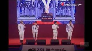 2AM - Max Movie Awards 100209 - This Song and Can