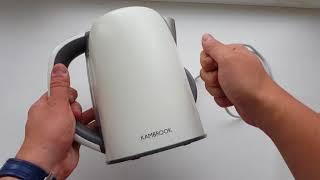 электрочайник Kambrook ASK401 обзор