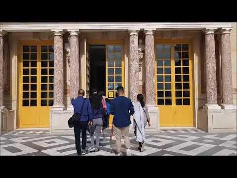 قصر فرساي باريس  palace of versailles france