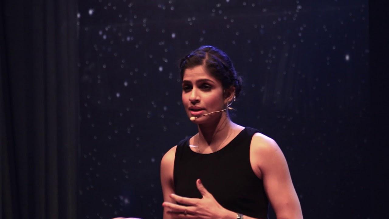 Dare to Dream | Capt. Anny Divya | TEDxVivekanandSchool