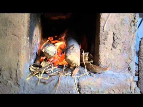 How to use the energy saving stove