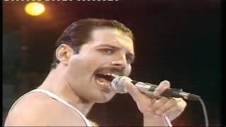 Bohemian Rhapsody / Radio Ga Ga  - QUEEN -   Live Aid 1985 HD