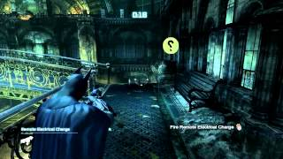 Batman Arkham City [End of the Line Extreme] Predator Challenge Walkthrough as (Batman 31.14)