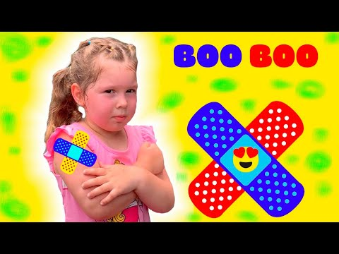 Boo boo Song with Agnes Stories