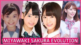 PRODUCE 48 MIYAWAKI SAKURA EVOLUTION 2011-2018 Subscribe K-POP Top1...