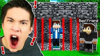 MY BEST FRIEND LOCKED ME OUT OF MY OWN HOUSE!