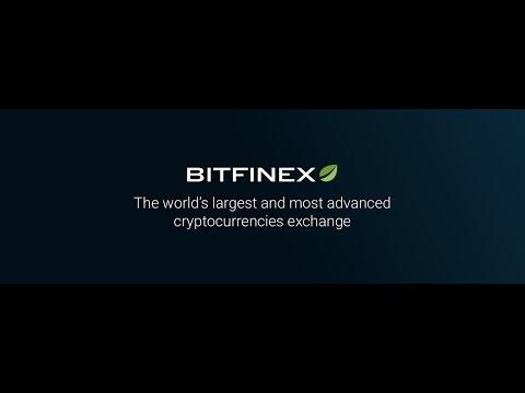 Bitfinex Week 1 - Telegram Bot
