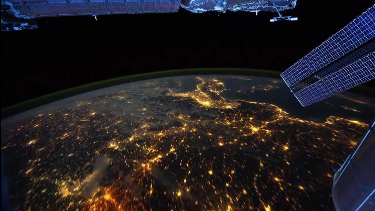 Iss Wallpaper Hd Замедленная съемка Земли вид из космоса Youtube